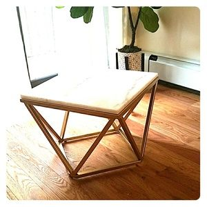 Small coffee or accent table